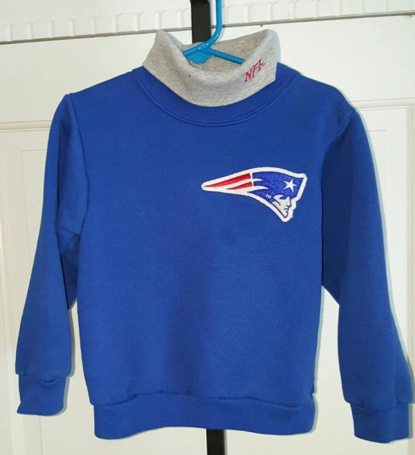 England Patriots Sweatshirt