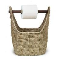 Toilet Paper Basket/ Firewood Holder/ Log Holder/ Magazine