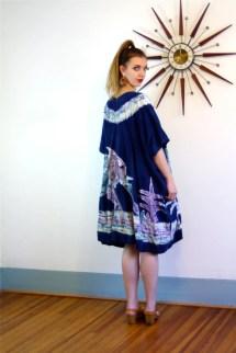 African Tent Dress