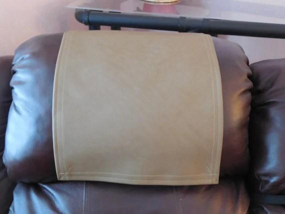 Chair Cap Headrest Pad Recliner Head Cover Furniture