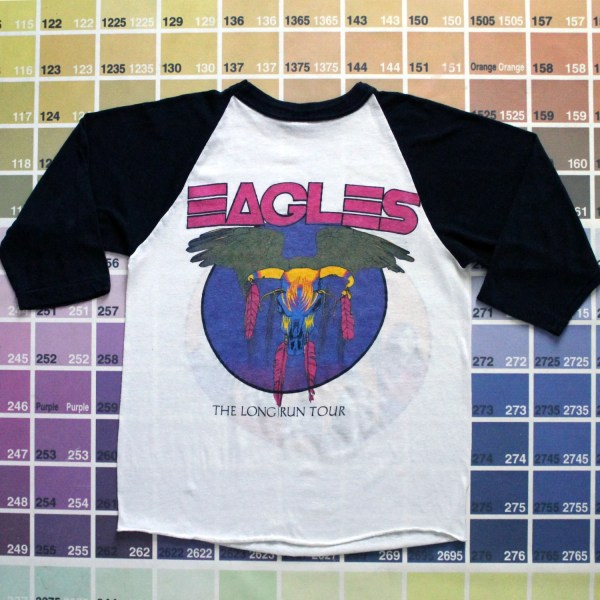 Vintage Eagles T Shirt Vtg Band Shirts Mens 70s