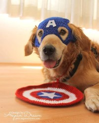 Dog Costume Super Hero Dog Costume Dog Cosplay Outfit Dog