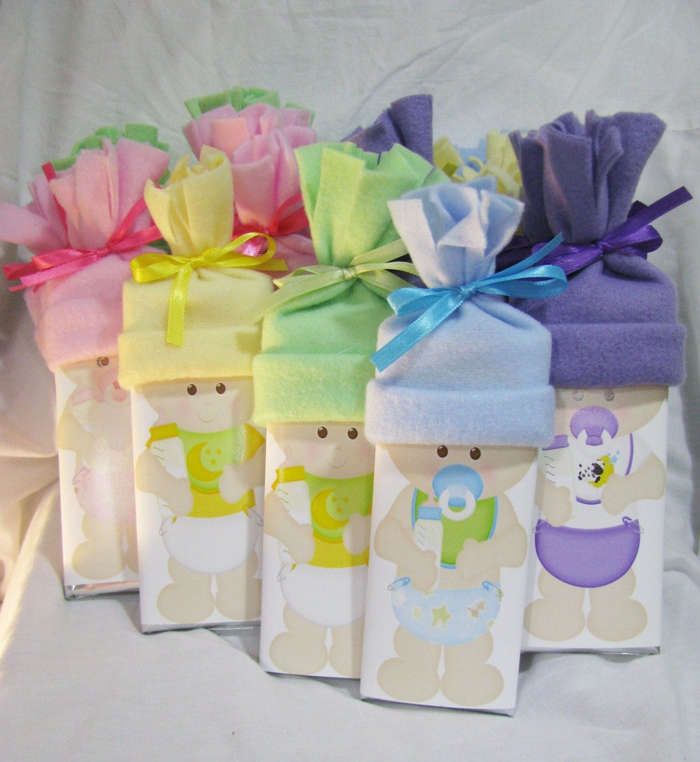 Baby Reveal Party Favors Gender Reveal Party Favors Baby