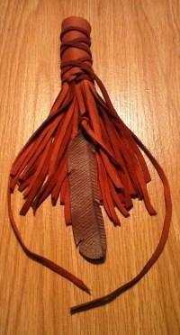 Leather Hair Wrap Braid Hair Wrap Tribal Hair Wrap Boho