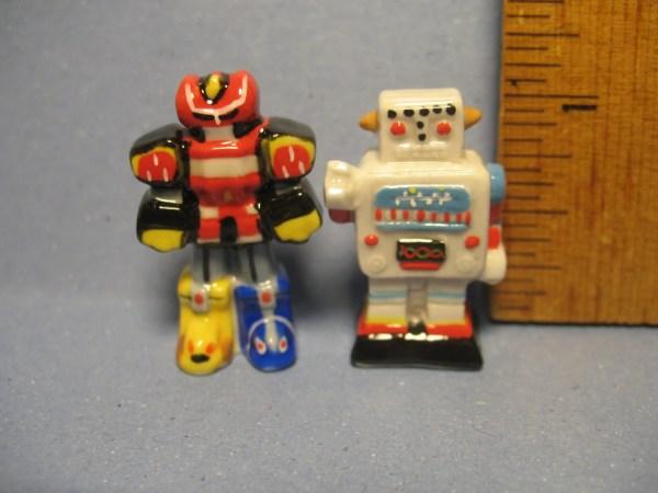 Robots Transformer Vintage Tv Movie Style Tin Toy Robot