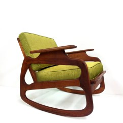 Mid Century Modern Rocking Chair Used Restaurant Chairs
