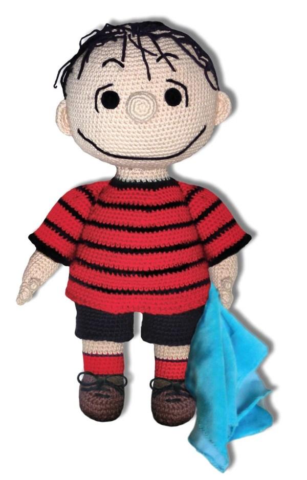 Crochet Pattern Linus Van Pelt