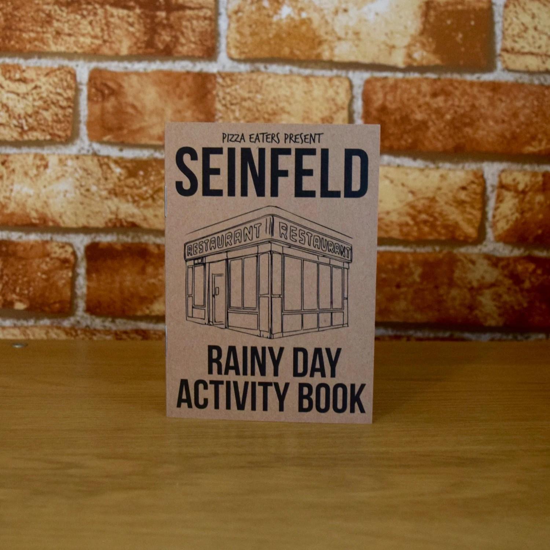 Seinfeld Rainy Day Colouring Amp Activity Book