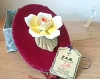 Capodimonte flower | Etsy