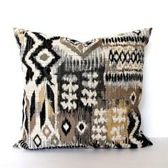 Gold Sofa Throw Pillows World Market Pillow Cover Black And Southwest Decor