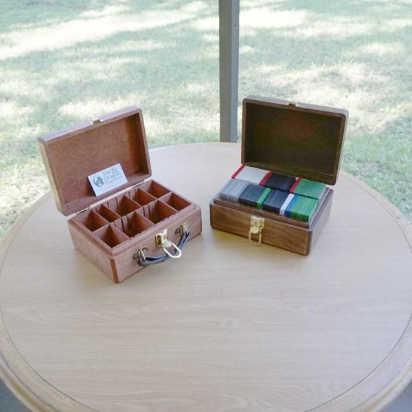 Magic Gathering Deck Box Mtg Kaijudo Carrying