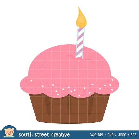 cupcake birthday sweets