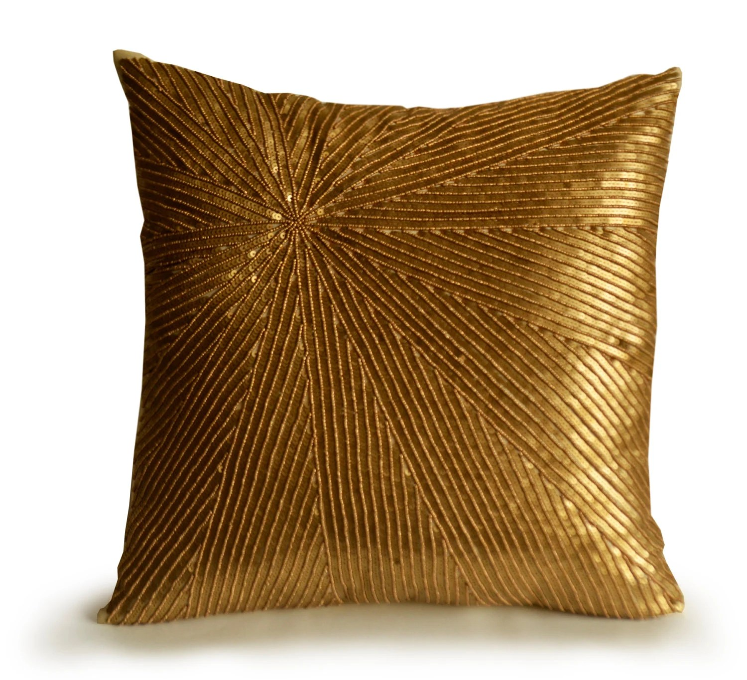 Throw Pillows Cover Gold Pillows Gold Pillow Covers Gold