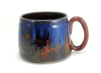 huge mug 28 oz mug tea mug beer mug Stoneware by Domspottery