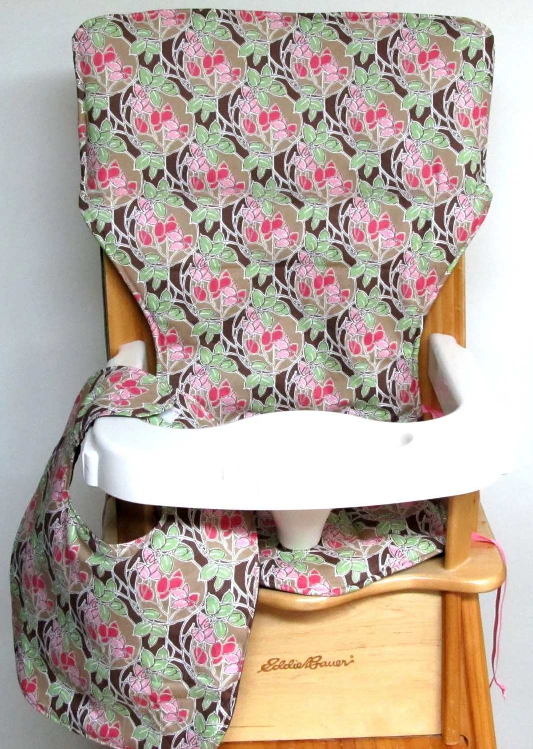 Baby High Chair Cover Baby Accessory High Chair Cover Eddie Bauer Chair Pad Child