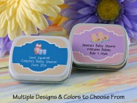 Twin Baby Shower Favors Twins Personalized by ...