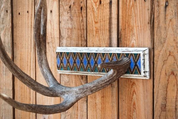 Deer Shed Antler Display