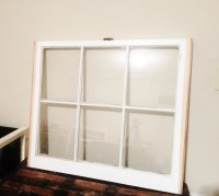 Wood window pane picture frame Wood window picture frame 6