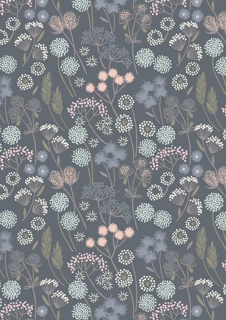 Dandelion Fabric Etsy