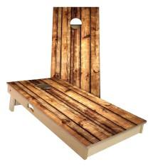 Slick Woodys Pallet Wood Cornhole Boards Baggo Wedding