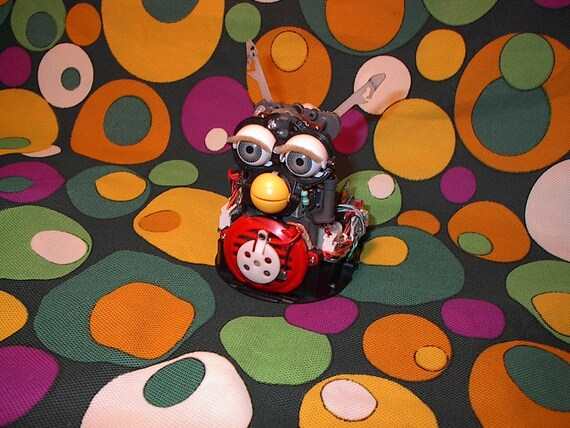 The Freakenfurby Babycircuit Bent Baby Furby Amazing Electronic