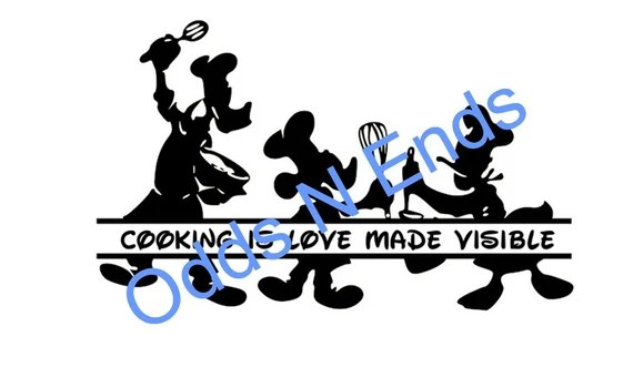 Download Disney Cutting board SVG from LaDawnsOddsAndEnds on Etsy ...