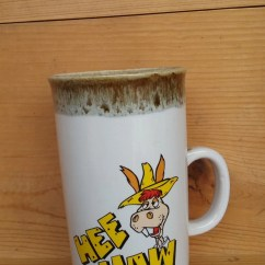Fruit Themed Kitchen Decor Collection Ikea Hee-haw Mug Ceramic Gift Coffee Cup Television