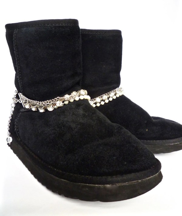 Boot Chains Pair Of Baby Jane Bracelets Ugg