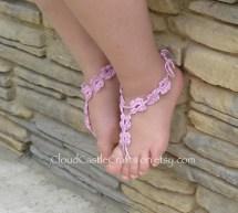 Bare Feet Sandals Beach