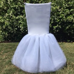 Chiavari Chair Covers For Weddings Dreamwave Massage Tutu Cover Wedding Baby Shower