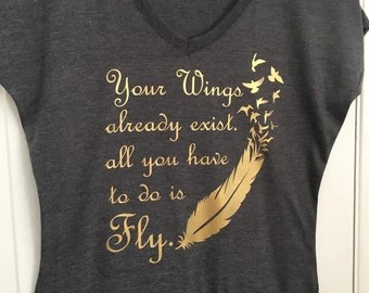 Download Is to have wings   Etsy