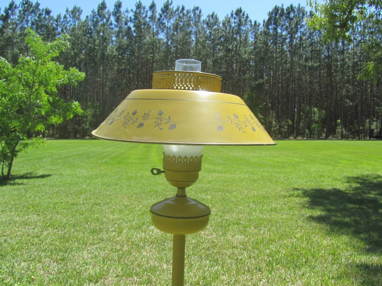 Vintage Floor Lamps Vintage Tripod Lamp Tripod Floor Lamp Wood