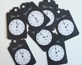 24 Clock Tags - Around Th...