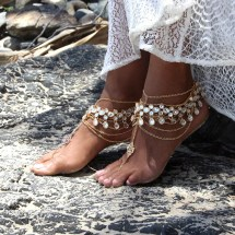 Barefoot Sandals Boho Brides And Gypsies
