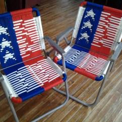 Macrame Lawn Chair Chicco Polly Magic High