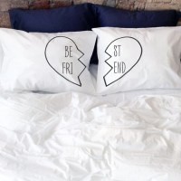 Light Up Pillow For Long Distance Couples. His And Her
