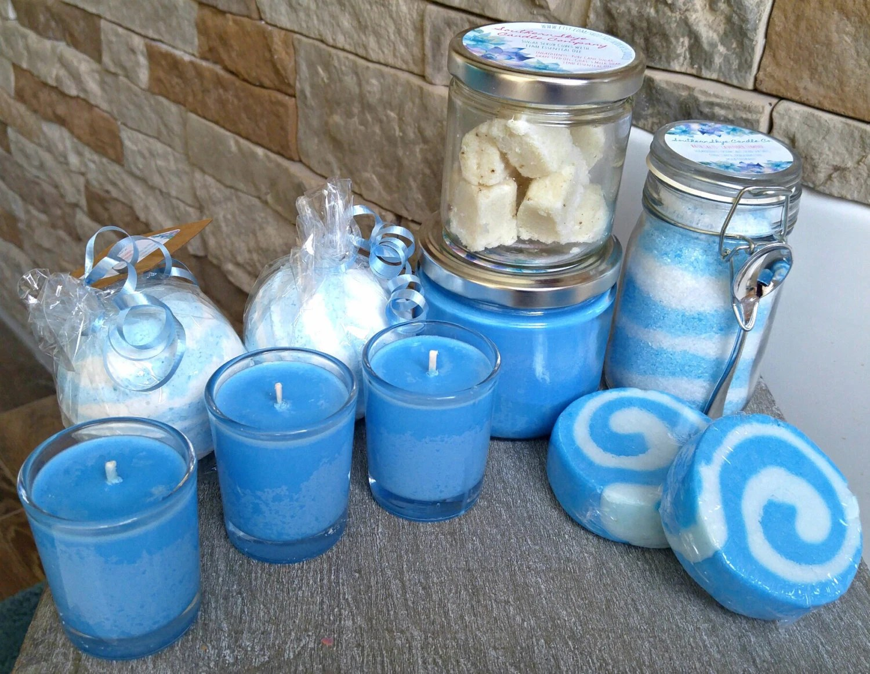 Gift Basket Spa Gift Basket New Mom Gift By SouthernSkyeBeauty