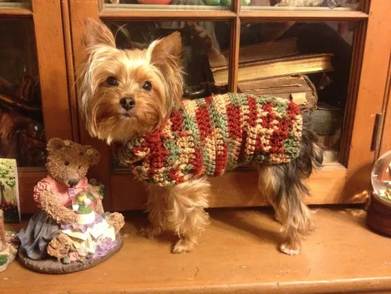 Dog Coat / Sweater Extra Small