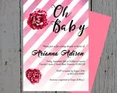 Baby Shower Invitation - ...