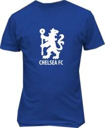 Tjsport Chelsea Fc Soccer Football T Shirt Lyon
