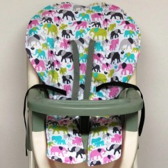 Elephant High Chair Rental Houston Graco Cover Kids And Baby Feeding Pad