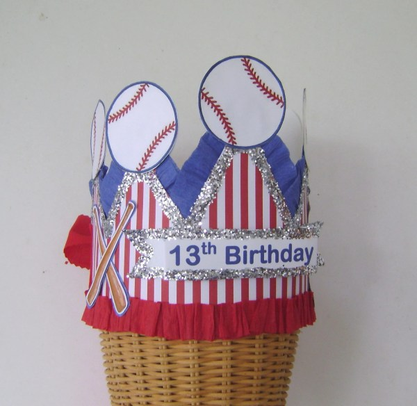Boys 13th Birthday Decorations