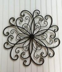 Outdoor metal wall art | Etsy