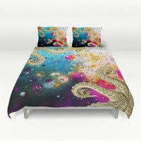 Octopus Bedding Tentacles Abstract Water Design by ...