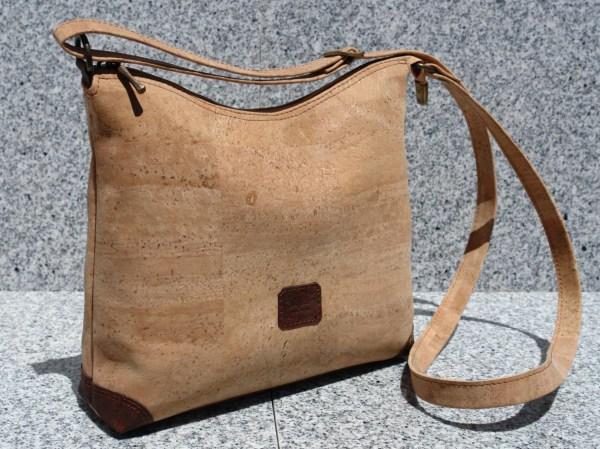 Cork Handbag Shoulder Bag Cross Body Purse