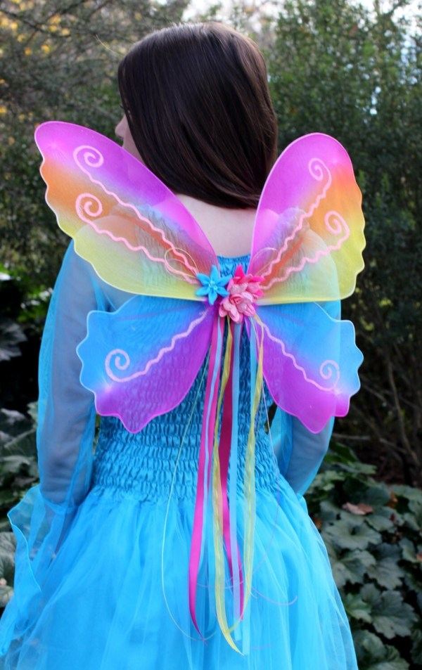 Fairy Wings Halloween Costume