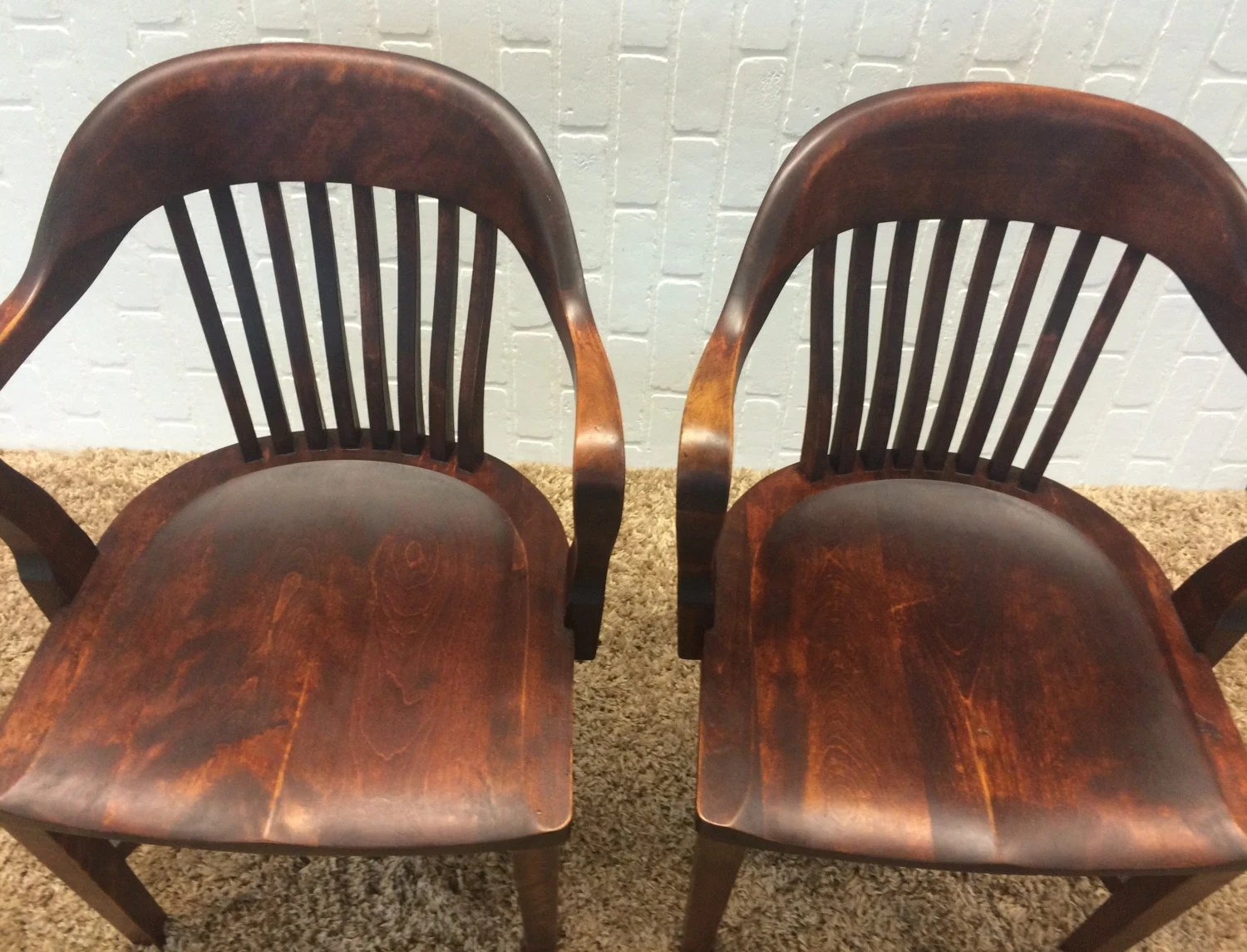 Bankers Chairs