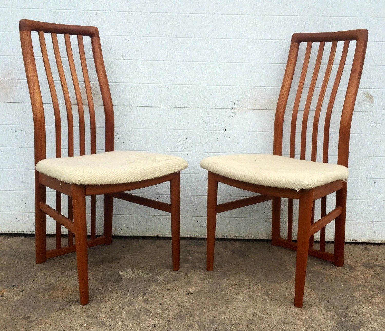 modern bentwood chairs rocking at walmart mid century teak by schou andersen