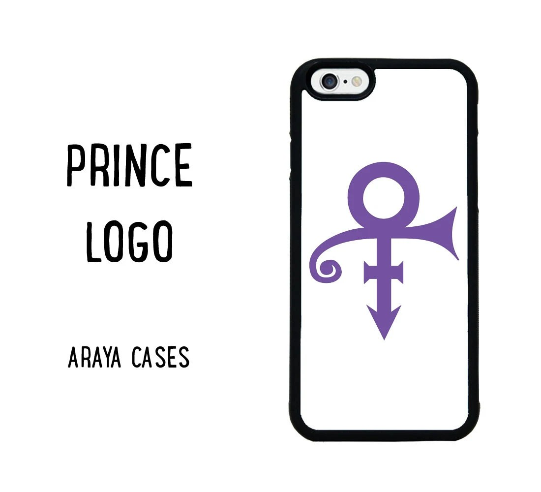 Prince iPhone Case Symbol Logo Phone 6s Case 4 4s 5 by