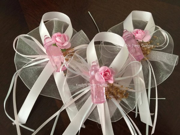 Baby Shower Guest Corsage